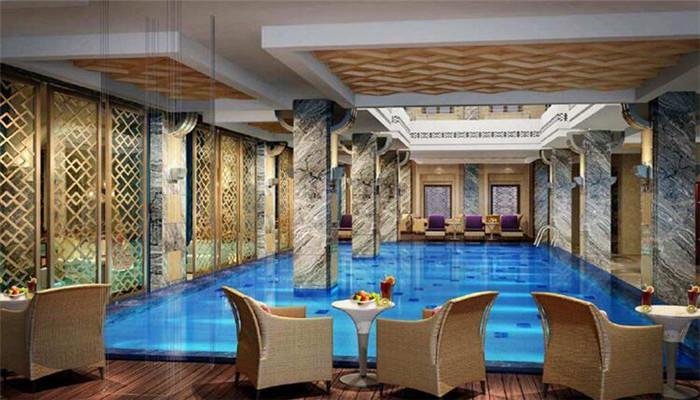 玉珑泉休闲会馆游泳