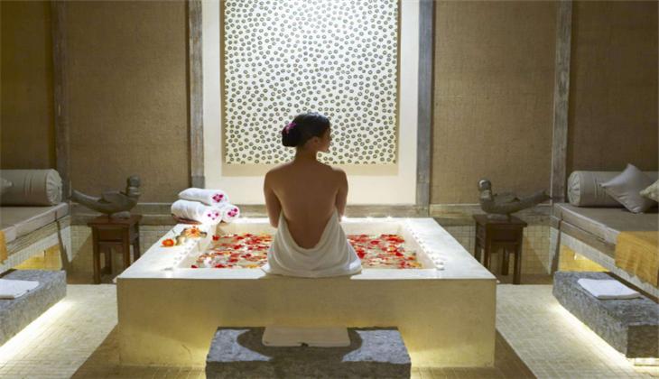 櫻花水療會所玫瑰浴