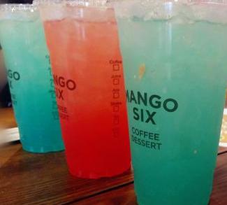 mangosix招牌茶饮