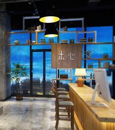 木心咖啡馆门店