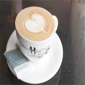 一墙花开咖啡