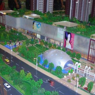 浐灞房地产模型