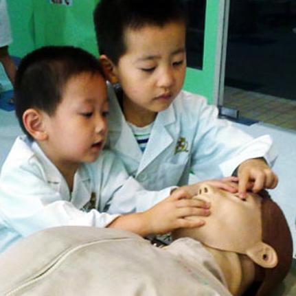 大未來兒童職業體驗館活動