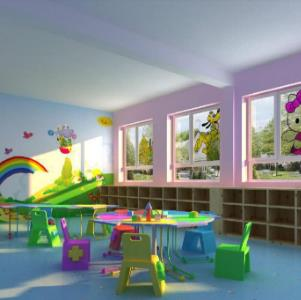 小红帽幼儿园连锁环境