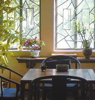 宜北町茶馆