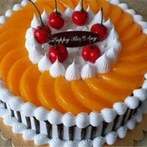 欧阳小姐烘焙水果蛋糕