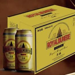 德国慕尼黑皇家啤酒展示-黄
