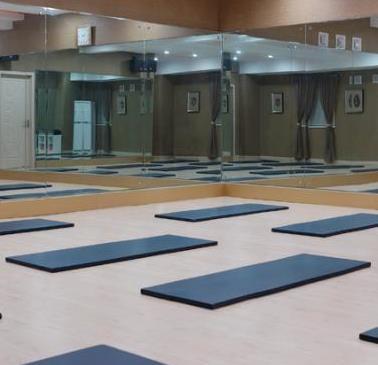 成都v瑜伽健身場館