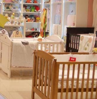 愛嬰島母嬰嬰兒床