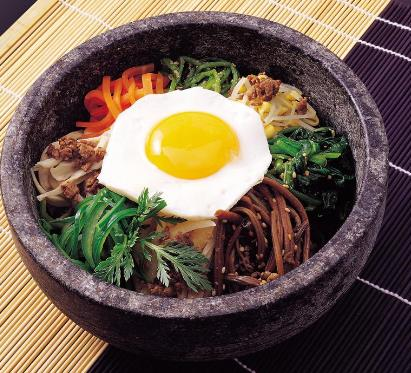 枣玛露石锅拌饭