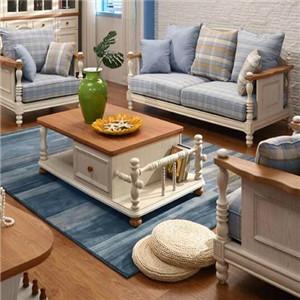摩地纳布艺沙发垫子