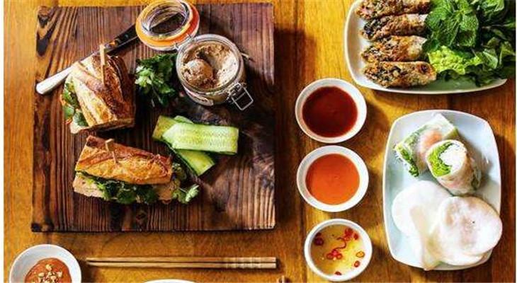 青悦越南料理套餐