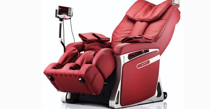 kgc按摩椅红色