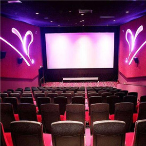 西红门电影院粉红厅
