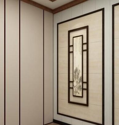 佰家祥集成墙板中式风格