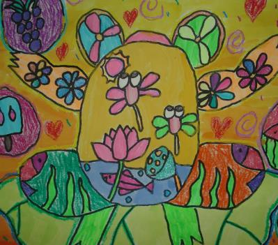 童心童画儿童画作