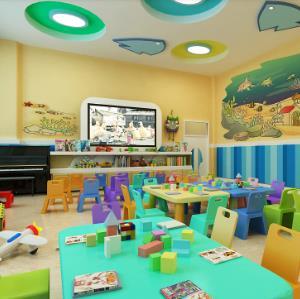 小螺号幼儿园教室