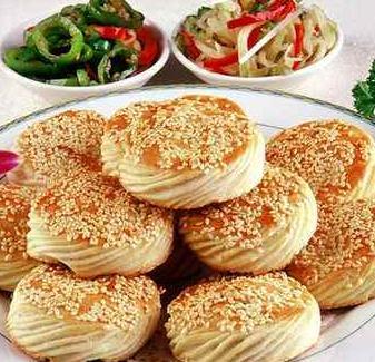 明顺斋烧饼