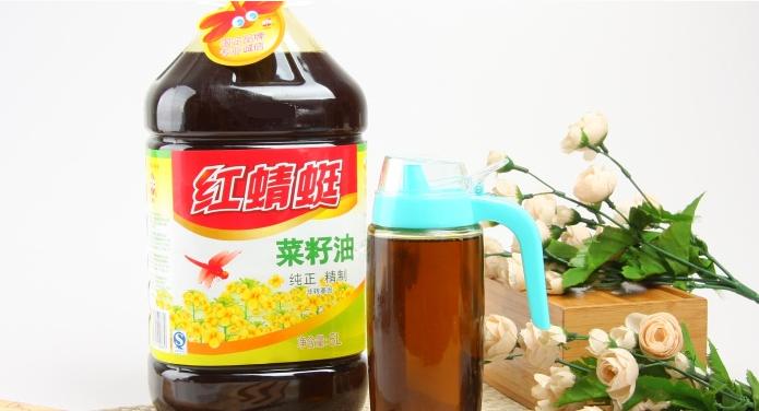 紅蜻蜓菜籽油安全