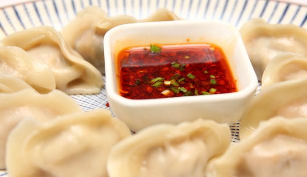 百味水饺猪肉馅