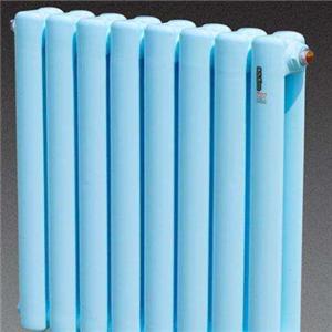 伊娜爾暖氣片藍色