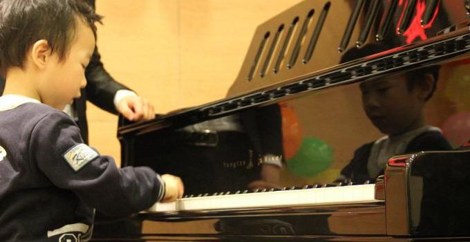 薛小妹鋼琴培訓開發潛質