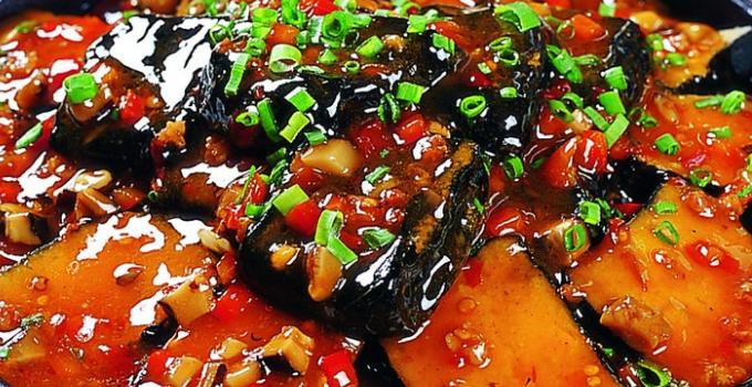 湘酥味臭豆腐绿色