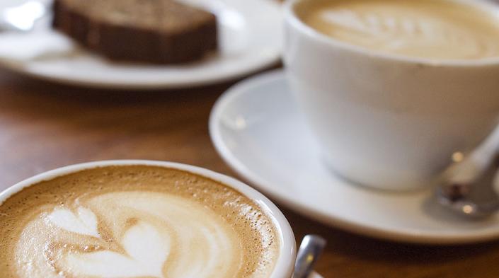 印象咖啡美味