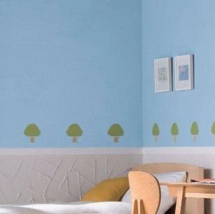 德国达芬艺术墙面绿色