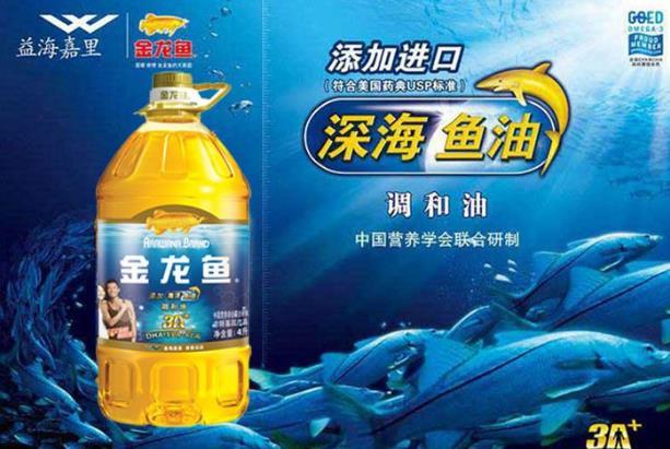 金龙鱼调和油