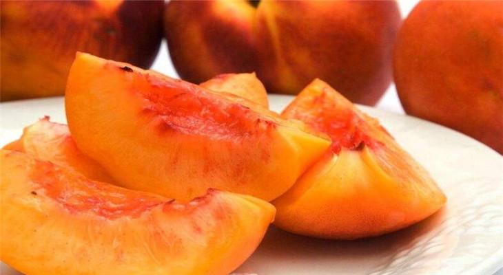 鲜果1号黄桃