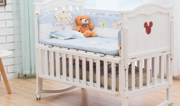 安安孕嬰嬰兒床