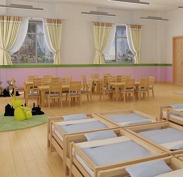 爱馨汇月子会所母婴儿童室