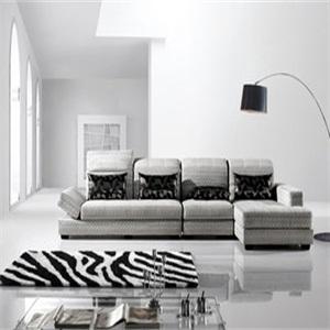 九天布艺沙发家庭套装