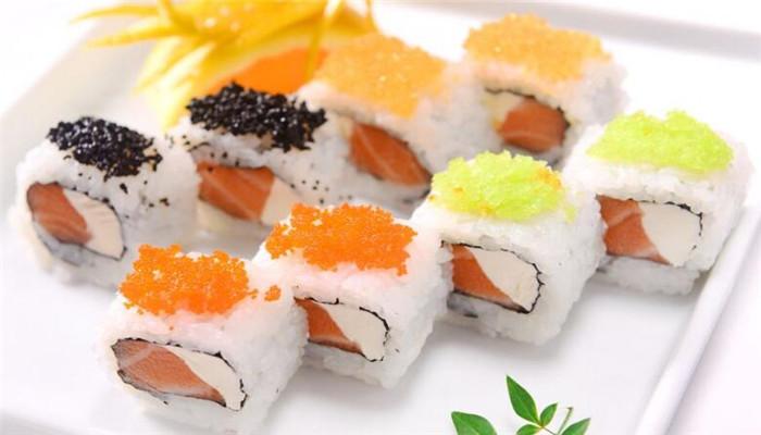 争味外带寿司鱼籽