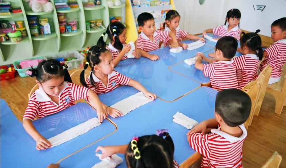 小螺号幼儿园学生