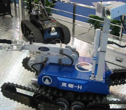 迷彩机器人机器人加盟