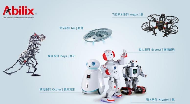 未來伙伴機器人教育