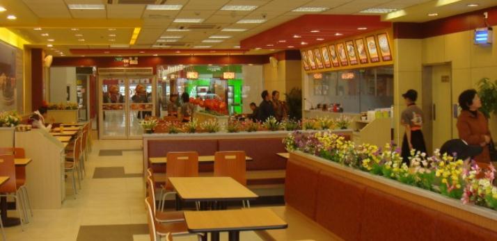 好樂福中式快餐連鎖店面