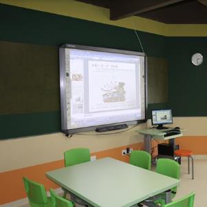 力德教育室内
