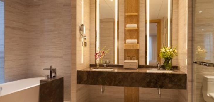 安朴酒店浴室