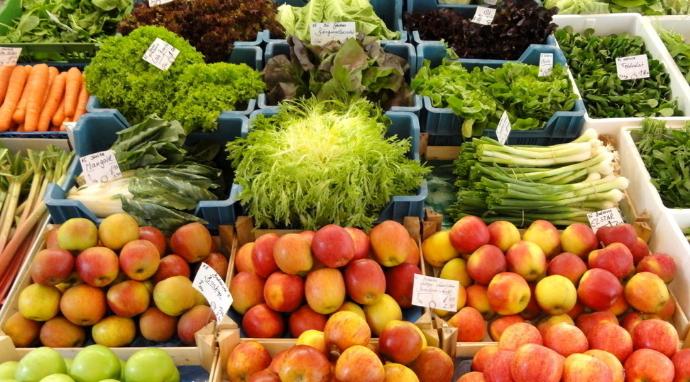保柳水果蔬菜超市新鲜
