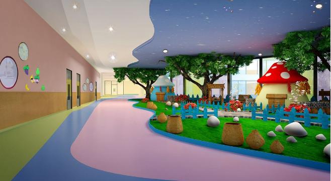 回龙观童学园幼儿园环境好