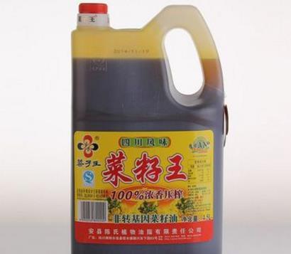 菜籽王菜籽油包裝