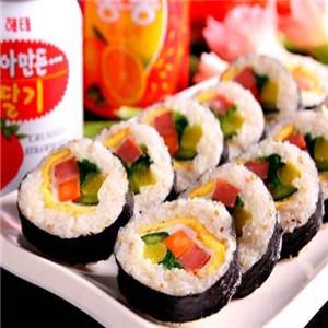 争味外带寿司一盘