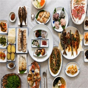 一碗米饭韩货料理套餐