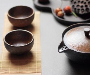 尚岩茶具简朴