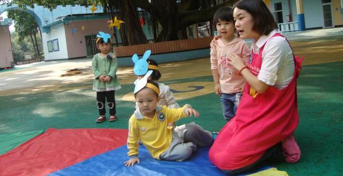 行知实验幼儿园专业