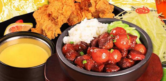 食尚客中式快餐連鎖套餐