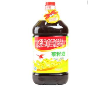 紅蜻蜓菜籽油不錯的選擇